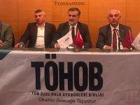 TÖHOB Başkanı Ercan Soydaş'tan şoförlere uyarı: Yolcuya kibar olun
