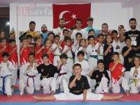 Ankara'nın Taekwondo Kulüpleri 2020 şampiyonalarına hazırlanıyor