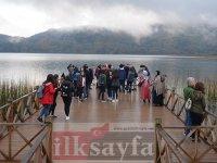 Bolu'nun incisi Abant Tabiat Parkı