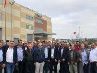 Siteler esnafı 2019 İstanbulAğaç İşleme Makineleri Fuarında