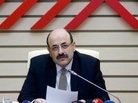 YÖK Başkanı Saraç'tan ÖYT açıklaması