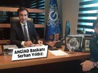 ANGİAD Başkanı Serhan Yıldız: Başkent'in ihracatını artıracağız
