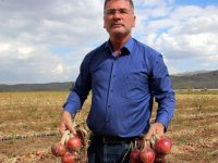 Kariyerini bırakıp baba ocağında çiftçilik yapıyor