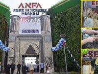 7. Erzurum Tanıtım Günleri ANFA Altınpark Expo Center'da kapılarını açtı