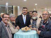 Mamak Belediye Başkanı Murat Köse vatandaşlarla bir araya geldi