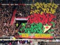 Türk futbolcuyu kovup, terör örgütüne destek verdiler