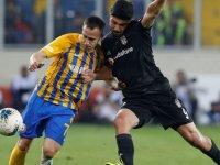 Beşiktaş Ankara deplasmanında kayıp