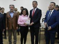 """Mamak'taki okullarda uygulanacak """"Yazarlar Buluşması"""" Projesi başladı"""