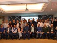21 Ekim Dünya Aşçılar gününde şefler buluştu