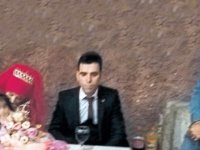 Kızının düğününde damadının boğazını kesen baba kameraya yakalandı