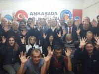 Ankarada Birlik Derneği'nde Türk İşaret Dili semineri