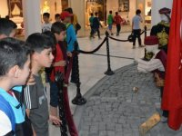 Estergon Türk Kültür Merkezi içerisinde yer alan müzeyi ziyaret edenlerin sayısı 100 bine yaklaştı