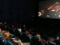 Yenimahalle'de kursiyerlere sinema keyfi