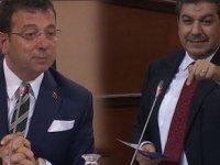 İBB Meclisinde tartışma