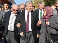 Büyükşehir Belediye Başkanı Mansur Yavaş Nallıhan ve Güdül'de ziyaret gerçekleştirdi
