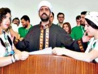 Ankara Siyasal'daki inek duası çirkinliğine beraat