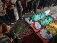 İsrail yine katliam yaptı: 32 kişi şehit oldu