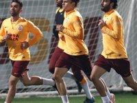 Galatasaray, Başakşehir maçı hazırlıklarına başladı