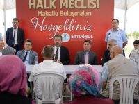 Pursaklar Belediyesi projelerini halkın taleplerine göre şekillendiriyor