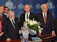 Büyükşehir Belediyesi ve Başkent Ankara Meclisi'nden Ankara için birlikte hareket sözü