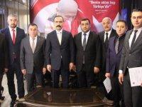 MHP Ankara İl Başkanlığınca 5 ilçeye atama gerçekleştirildi