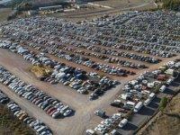 Yüzlerce araç burada toplandı! Artık yer bulunamıyor