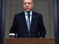 Cumhurbaşkanı Erdoğan'dan 'Yıldız Kenter' için başsağlığı mesajı