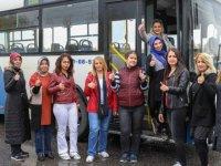 Büyükşehir Belediyesi EGO Genel Müdürlüğü 10 kadın şoför istihdam edecek