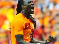 Gomis'ten Galatasaray'a mesaj