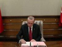AK Parti MYK Erdoğan başkanlığında toplandı