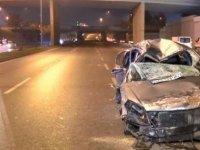 Alkollü sürücü dehşeti