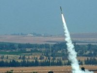 İsrail'e saldırı: Füzeler ateşlendi
