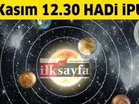 19 Kasım HADİ 12.30 ipucu: Müşteri ve Erendiz hangi gezegenin eski isimleridir? Güneş Sistemi'nin en büyük gezegeni hangisidir?
