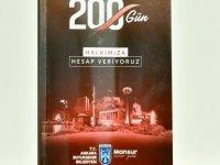 Ankara Büyükşehir Belediye Başkanı Mansur Yavaş görevdeki 200 gününü anlattı