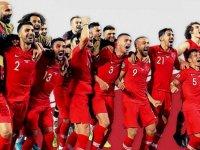 A Milli Futbol Takımı, savunmasıyla tarihe geçti