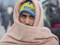 Göçmenlerin yaşam mücadelesi