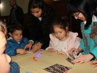 Beypazarı'nda origami kursu