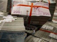 Hazine Bakanlığı yaklaşık 2 milyar lira borçlandı