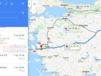 Ankara İzmir arası kaç km? Ankara İzmir arası kaç saat? Ankara İzmir Yol Tarifi, Ankara İzmir Otobüs Bileti Fiyatları...