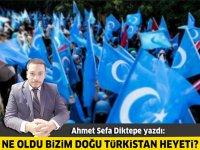 Ne Oldu Bizim Doğu Türkistan Heyeti?
