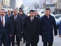 Ankara Valisi Vasip Şahin Siteler esnafını ziyaret etti