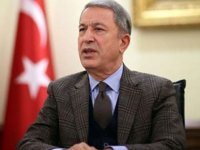 Bakan Akar'dan Libya mutabakatı açıklaması