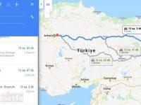 Ankara Muş arası kaç km? Ankara Muş arası kaç saat? Ankara Muş Yol Tarifi, Ankara Muş Otobüs Bileti Fiyatları...