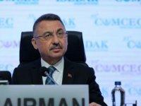 Fuat Oktay 2020 yılı büyüme hedefini açıkladı