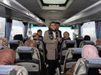 Pursaklar Belediyesi muhtarları Konya'ya geziye gönderdi
