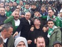 Etimesgut'ta kazanan Kırşehir oldu