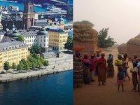 Dünyada en kaliteli yaşam Norveç'te, en düşük Nijer