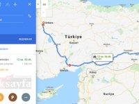 Ankara Siirt arası kaç km? Ankara Siirt arası kaç saat? Ankara Siirt  Yol Tarifi, Ankara Siirt  Otobüs Bileti Fiyatları...
