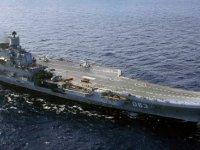 Rusya'nın elindeki tek uçak gemisinde yangın çıktı