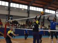 Kızılcahamam'da voleybol turnuvası devam ediyor